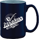 Iwan Ries Pipe Coffee Mug - Click for details