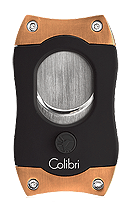 Colibri S-Cut Black / Rose Gold - Click for details