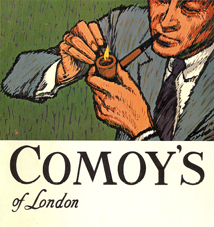 Comoy Pipe | Iwan Ries & Co.