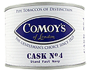 Comoy's Cask No. 4 Stand Fast Navy - Click for details