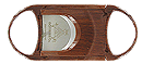 Montecristo Contour Cutter Wood Tone Dark - Click for details