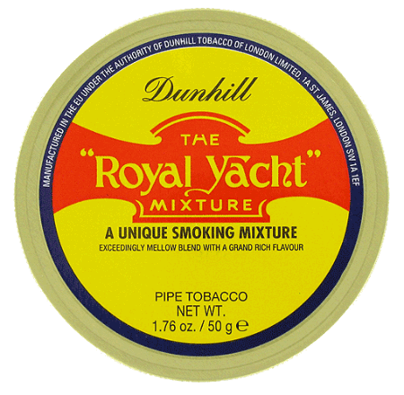 Dunhill The Royal Yacht - Click for details