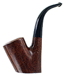 Iwan Ries Stamped Pipe - Click for details