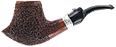 L'Anatra Pipe of the Year 2017 Sandblast - Click for details
