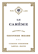 La Careme by Crowned Heads Cosacos - Click for details