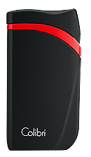 Colibri Falcon Black / Red - Click for details