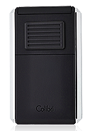 Colibri Astoria Cigar Lighter Black - Click for details