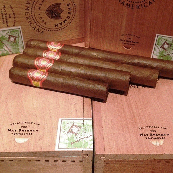 Nat Sherman Panamerica | Iwan Ries & Co.