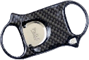 Palio Carbon Fiber Cigar Cutter - Click for details