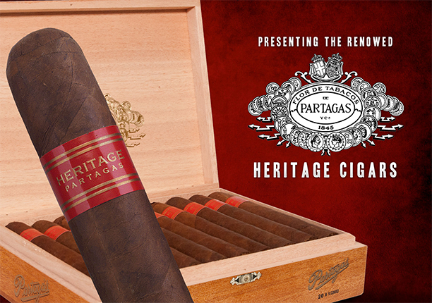 Partagas Heritage | Iwan Ries & Co.