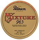 Dunhill Blends by Peterson My Mixture 965 - Click for details