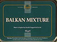 Gawith & Hoggarth Balkan Mixture - Click for details