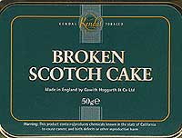 Gawith & Hoggarth Broken Scotch Cake - Click for details