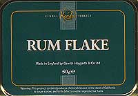 Gawith & Hoggarth Rum Flake - Click for details