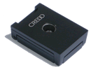 Credo 3 Blade Punch Square Black - Click for details