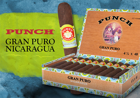 Punch Grand Puro Nicaragua | Iwan Ries & Co.
