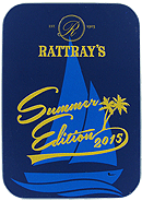Rattray's Summer Edition 2015 - Click for details