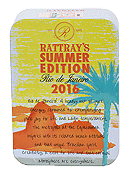 Rattray's Summer Edition 2016 - Click for details