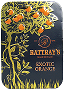 Rattray's Exotic Orange - Click for details