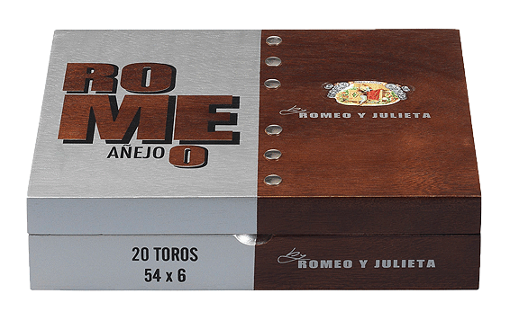 Romeo Anejo by Romeo Y Julieta | Iwan Ries & Co.