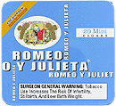 Romeo y Julieta Mini Blue - Click for details