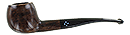 Sasieni 4 Dot Walnut 9 - Click for details