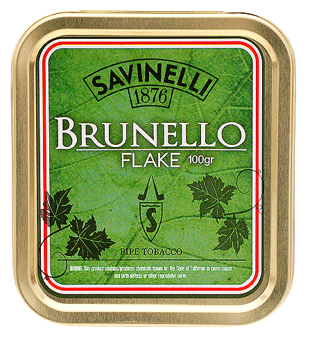 Savinelli Brunello Flake - Click for details