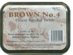 Samuel Gawith Brown No. 4 50g. - Click for details