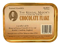 Samuel Gawith Chocolate Flake 50g. - Click for details