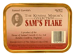 Samuel Gawith Sam's Flake 50g. - Click for details