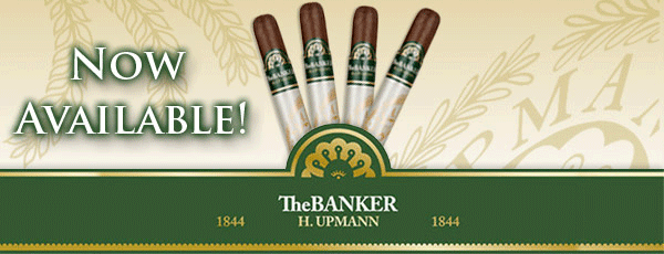 The Banker by H. Upmann | Iwan Ries & Co.