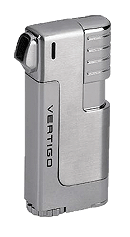 Vertigo Governor Silver Pipe Lighter - Click for details
