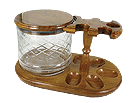 Woodmere 5 Pipe Stand With Jar - Click for details