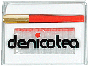 Denicotea Gold/Red 4 1/2 Ejector - Click for details