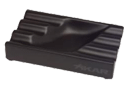 Xikar Black Ceramic Ashtray - Click for details
