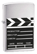 Movie Take Zippo - Click for details