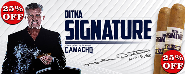 Ditka Signature Cigars - 25% Off