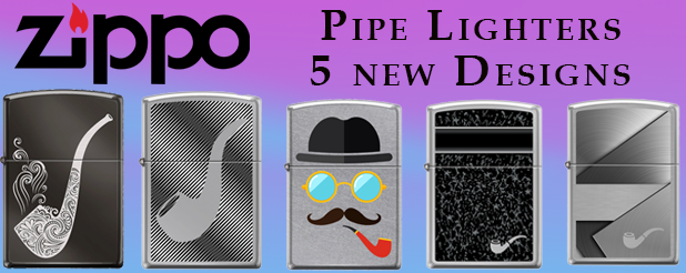New Zippo Lighters